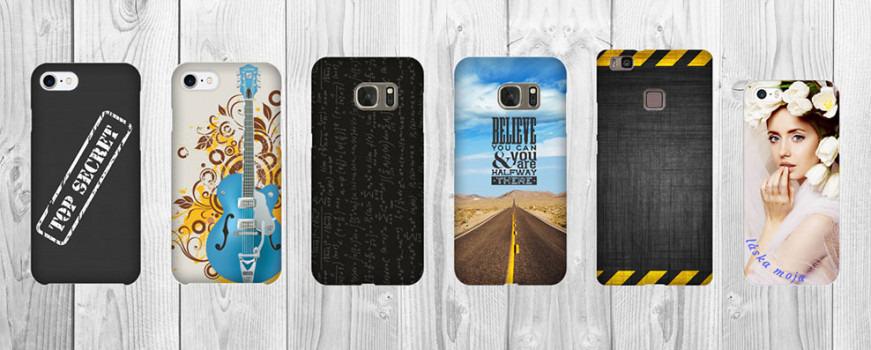 Neviete si vybrať obal na mobil  Navrhnite si vlastný 7f0491415b9