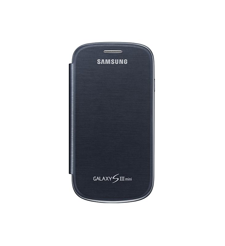quality design b98ba 2178f Samsung Flip Cover for Samsung Galaxy S III Mini blue