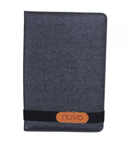 NUVO BookCover pre 7.0 - 8.0 tablety, riflová čierna