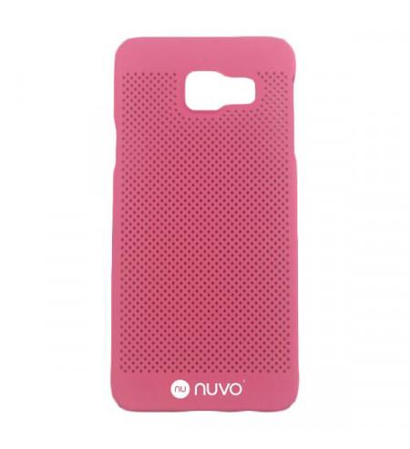 NUVO Plastové puzdro pre Samsung GALAXY A3 2016, ružové