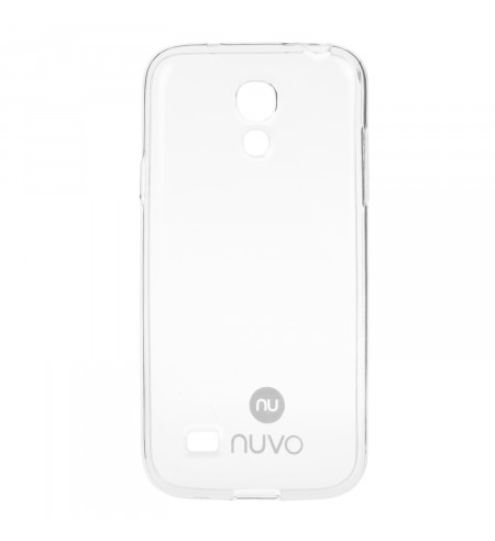Gumené puzdro NUVO pre Huawei Y5 II, transparentné