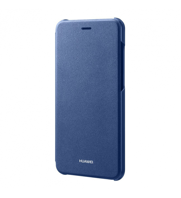 best website 77e0b 29555 Huawei Flip Cover for Huawei P9 Lite 2017 blue