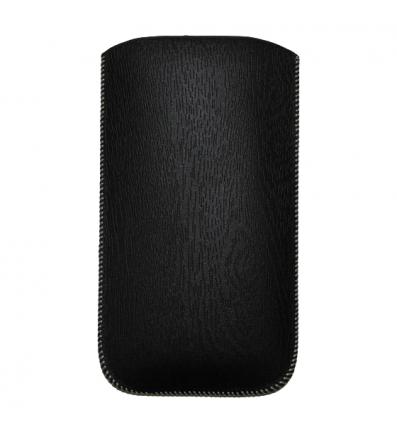 NUVO autonabíjačka Micro USB 1A, čierna