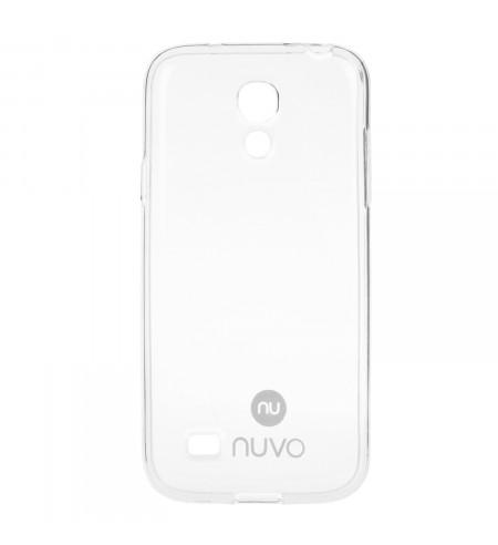 Gumené puzdro NUVO pre Huawei P9 Lite 2017, transparentné