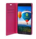 Flipové puzdro NUVO pre Huawei Y5 II, ružové