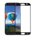 Ochranné sklo NUVO pre Huawei P9 Lite 2017, čierne