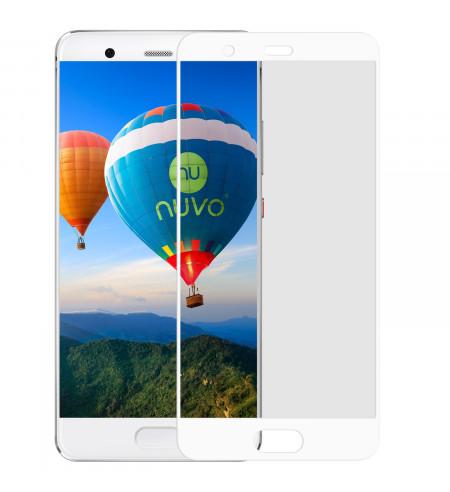 Ochranné sklo NUVO pre Huawei P9 Lite 2017, biele