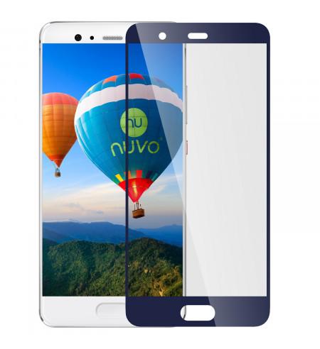 Ochranné sklo NUVO pre Huawei P9 Lite 2017, modré