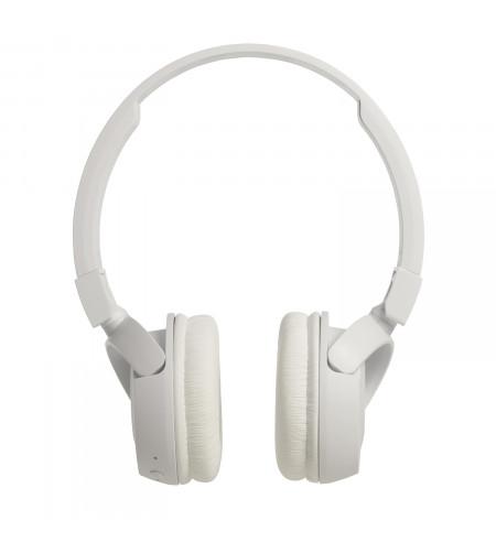 JBL T450BT bezdrôtové slúchadlá na uši, biele