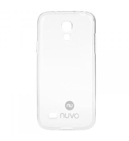 Gumené puzdro pre Nokia 6, transparentné