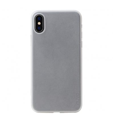 Plastové SLIM puzdro Apple iPhone X biele 525d74c76a3