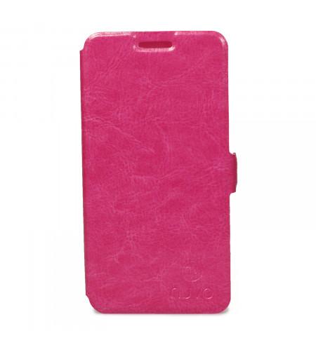 Flipové puzdro NUVO pre Samsung Galaxy S5 Mini, ružové