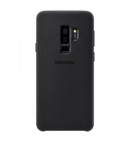 Samsung Alcantara Cover pre Galaxy S9 Plus, čierny