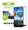 Ochranné sklo NUVO pre Huawei P20 Lite, čierne