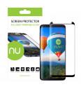 NUVO CaseFit ochranné sklo pre Samsnug Galaxy S9, čierne