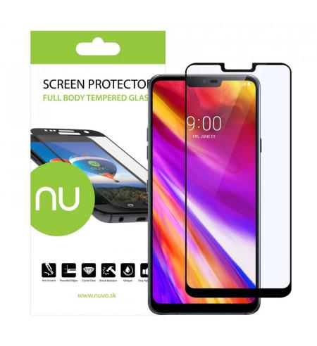 Ochranné sklo NUVO pre LG G7, čierne