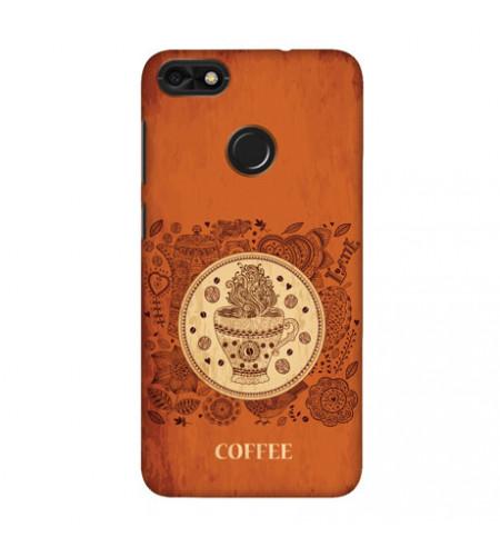 Kryt na mobil s motívom coffee