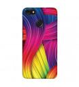 Kryt na mobil s motívom dúhových farieb