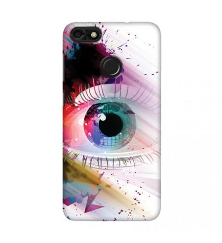 Kryt na mobil s motívom oka