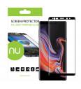 Ochranné sklo NUVO CaseFit pre Samsung Galaxy Note 9, čierne