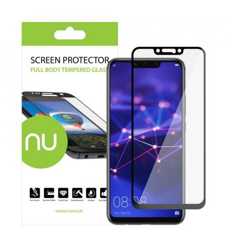 Ochranné sklo NUVO pre Huawei Mate 20 Lite, čierne