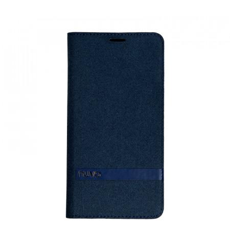 NUVO flipové puzdro pre Huawei Y6 2018, modré