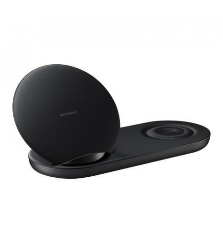 Samsung duálna bezdrôtová nabíjačka, čierna