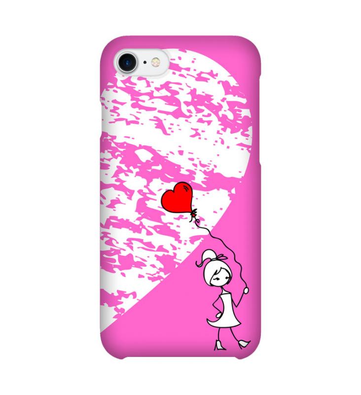 Kryt na mobil Rozdelené srdce 13a8c9d8297